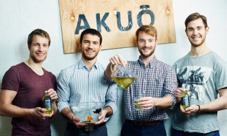 'Japan inspired us to make a drink for Swedes'