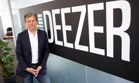 French music-streaming service Deezer plans IPO