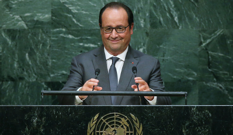 France could back Putin's Syria coalition