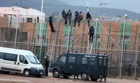 30 migrants reach north African Spanish enclave from Morocco