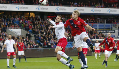 Norway need Italy win to secure Euro 2016 place