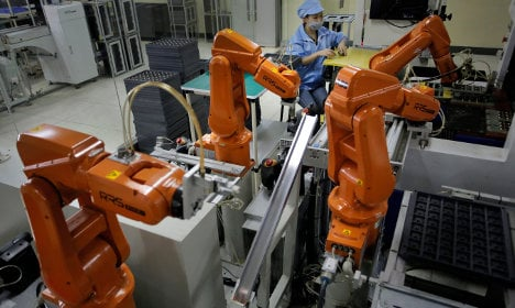 Will robots take over your job in Sweden?