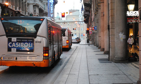 Down syndrome man attacked on Genoa bus
