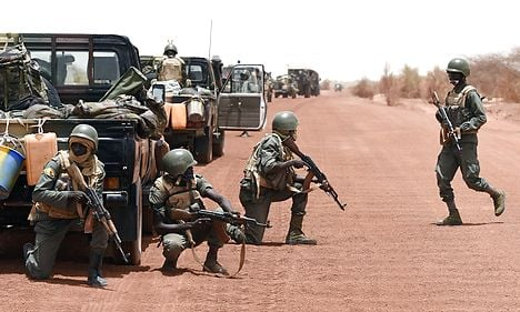 Denmark to send special troops into Mali
