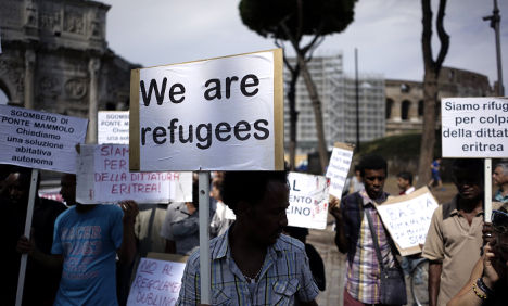 Sweden to welcome first 'relocated' refugees