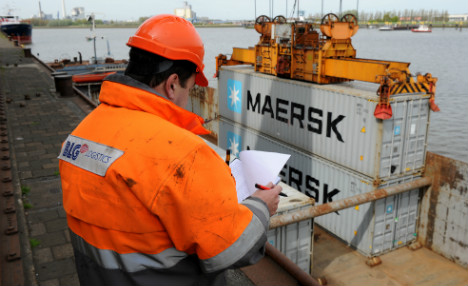 Exports set for record year despite hiccup