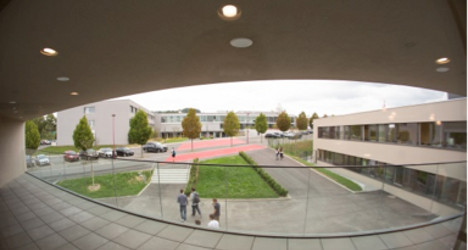 Lausanne school opens ambitious new campus