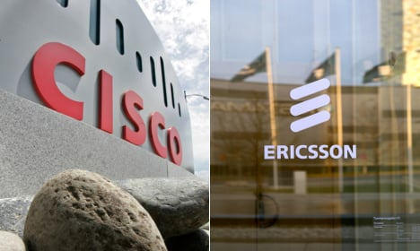 Ericsson teams up with Cisco to boost tech sales