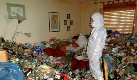 A Brit's life as a German crime scene cleaner