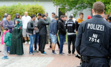 Germany can't impose its values on refugees
