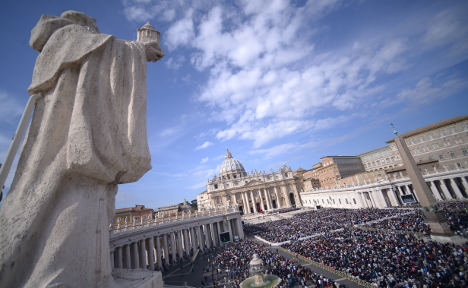 Cries of 'inquisition' as Vatican tries journalists