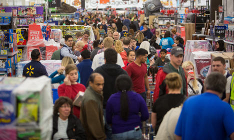 Will Swedish shoppers go nuts for Black Friday?