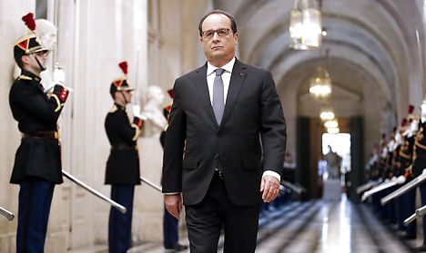 Denmark to 'help' France but no EU mission