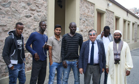 Italian town looks to refugees for revival