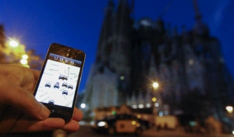 Uber to start from scratch in Spain in bid to overturn car-sharing ban