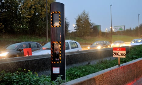 France gets online option to contest speeding fines