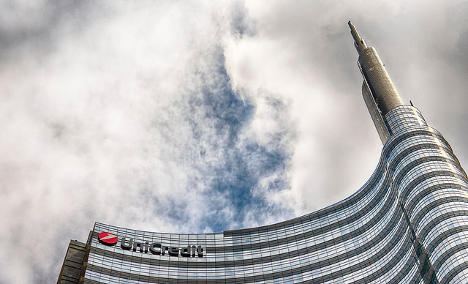 Italy's UniCredit to shed 18,200 jobs by 2018