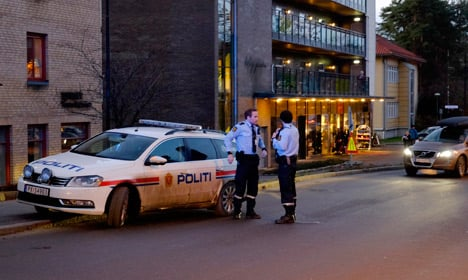Man arrested for stabbing cops in Norway
