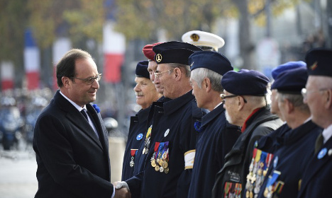 What Armistice Day means to the French