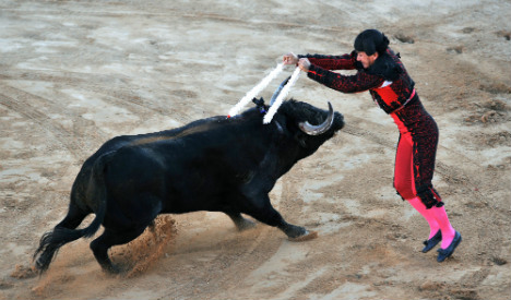 Town votes to ban bullfighting as tide turns against national fiesta