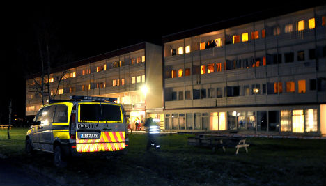 Girl stabbed to death at Norway refugee centre