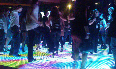Man dies after attempting backflip in French club