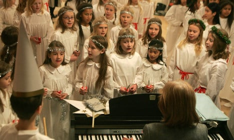 Swedish school: 'We have not banned Lucia'