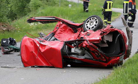 Road deaths end after town hires 'miracle man'