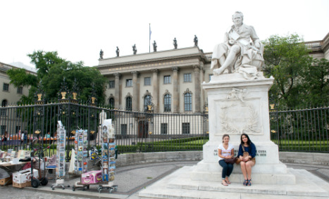 Berlin named Germany's best city for students