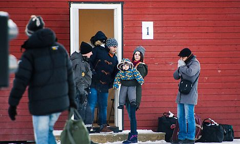 Norway extends border controls as numbers fall
