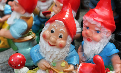 Swede awaits gnome theft spree ruling