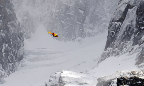 Two die after falls in Italian Alps