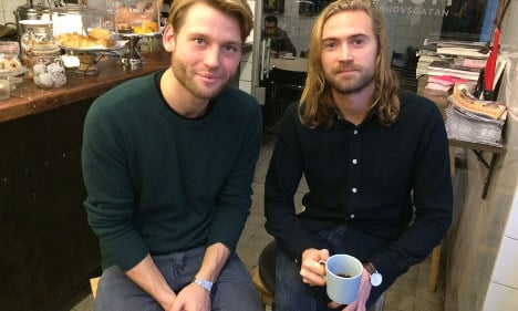 Is this the most Swedish startup on the planet?