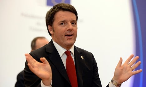 Italy promises support to future Libyan premier