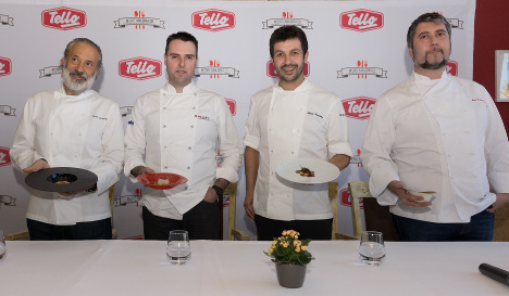 Michelin star chefs design gourmet Christmas feast for soup kitchens