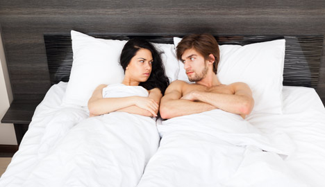 More young Danes need help in the bedroom