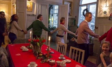 'Christmas is a cruel time for lonely Swedes'