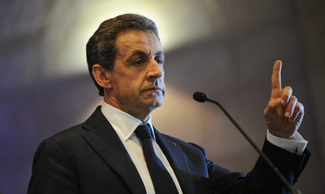 A National Front vote 'isn't immoral': Sarkozy