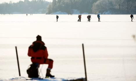 Chilly Sweden brrr-eaks another winter record