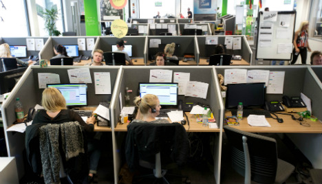 Germans prefer contentment to career and money