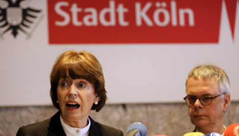 Cologne police have 'no leads' on sex attacks