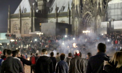 Cologne police face fresh NYE cover-up claims