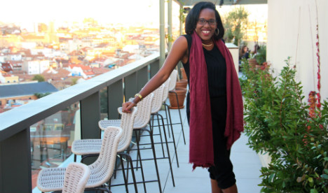 'I wanted to change the narrative of what it's like to be black in Spain'