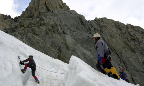 French Alps avalanche kills two climbers