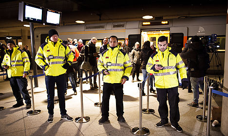 ID checks between Denmark and Sweden costing millions