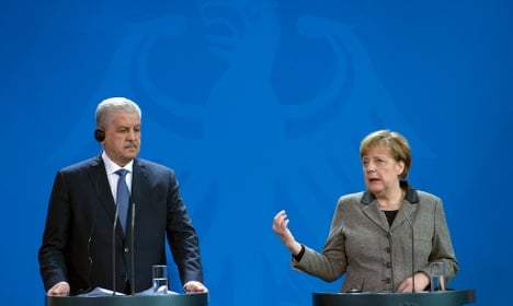 'Algeria and Morocco must take back deportees': Berlin