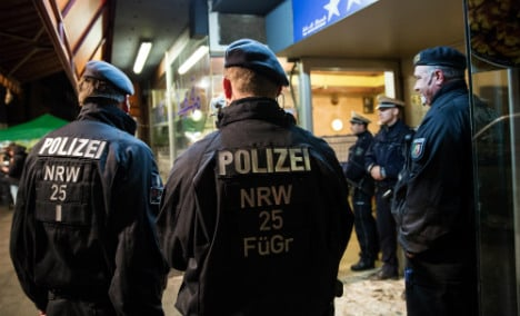 First suspect arrested after Cologne sexual assaults