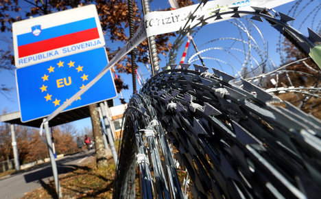 Italy to step up border controls with Slovenia