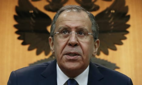 Moscow accuses Germany of hushing up Russian girl's rape