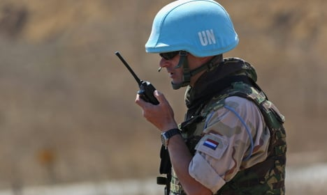 Syrian arrested in Germany over UN kidnapping